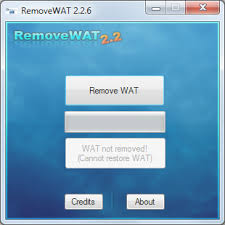 Removewat activator for windows 7